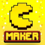 PAC-MAN Maker logo