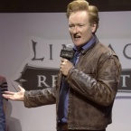 Netmarble taps Conan O'Brien for Lineage 2: Revolution Twitchcon promotion logo