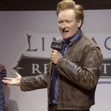 Netmarble taps Conan O'Brien for Lineage 2: Revolution Twitchcon promotion