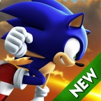 Sonic Forces: Speed Battle logo