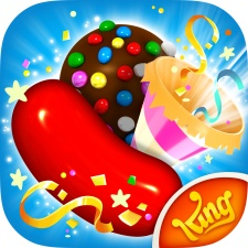 Candy Crush ranks as the top mobile game US brand