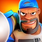 Mighty Battles logo
