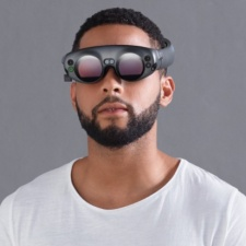 Mixed reality start-up Magic Leap unveils first headset