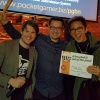 Crashy Cars smashes competition to win the Big Indie Pitch at GDC