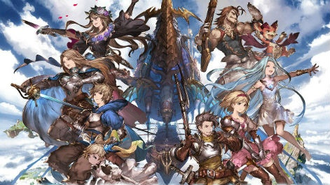 The Art Of Cygames With Akihiko Yoshida And Hideo Minaba Pocket Gamer Biz Pgbiz Granblue fantasy the idolmaster cinderella girls ponytail anime, granblue fantasy png clipart. akihiko yoshida and hideo minaba