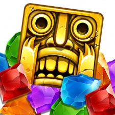 Scopely snags Temple Run license for soft-launched match-3 title Treasure Hunters