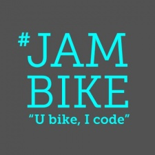 Finnish game jam JamBike gives two developers a week to make a game while riding a tandem bike