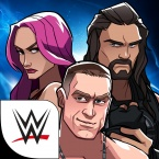 WWE Tap Mania logo