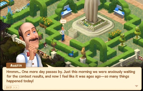 Gardenscapes Has A Compelling Narrative Which Drives The Game Forward  Between Match 3 Gameplays. This Style Of Narrative May Not Be Your  Preference, ...