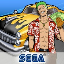 How does Crazy Taxi Gazillionaire monetise?
