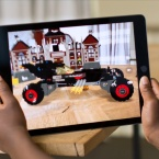 Apple unveils augmented reality development framework ARKit for iOS devices logo