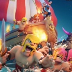 Clash of Clans had its best revenue month for two years in June logo