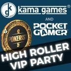 KamaGames & Pocket Gamer High Roller VIP Party @ ChinaJoy 2017