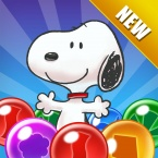Snoopy Pop logo