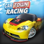 Car Town Racing logo