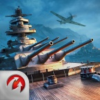 World of Warships Blitz logo