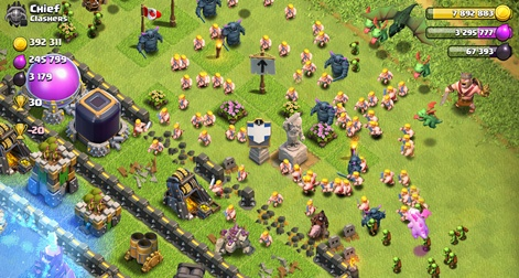 five years on supercell on the evolution of clash of clans pocket