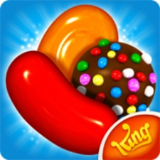 Candy Crush Saga was the top grossing mobile game on the US app stores in November