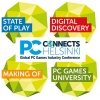 Tracks revealed for PC Connects Helsinki 2017