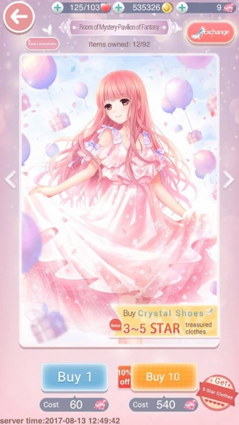 A Wolf In Sheepskin Clothing Love Nikki Dress Up Queen Pocket Gamer Biz Pgbiz
