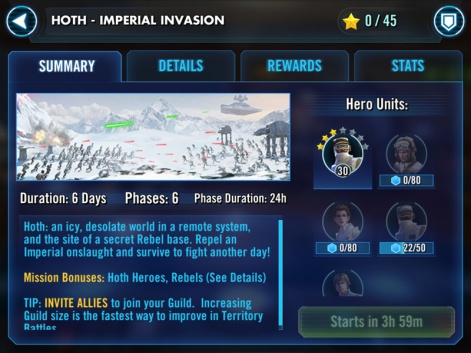 21 months playing Star Wars: Galaxy of Heroes | Pocket Gamer