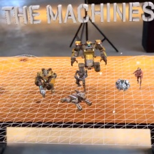 Directive Games showcases AR MOBA The Machines at Apple keynote