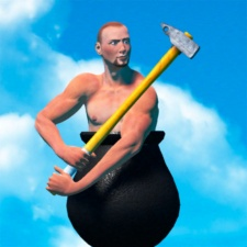 Getting Over It with Bennet Foddy scores three nominations at the 2018 Independent Games Festival