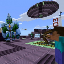 Nintendo and Microsoft dunk Sony on Twitter over Minecraft cross