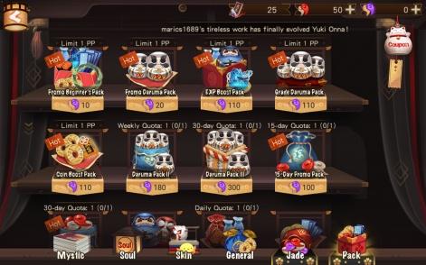 How does Onmyoji monetise?   Pocket Gamer biz   PGbiz