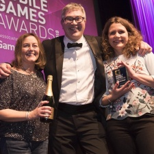 In pictures: The Mobile Games Awards 2018