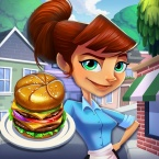 Diner Dash Adventures logo