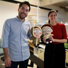 Big Pixel Studios: How this London studio is growing up with Rick and Morty