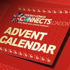 Pocket Gamer Connects London advent calendar