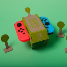 Nintendo Labo named one of Time Magazine's inventions of the year