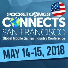 Save up to $400 on tickets to Pocket Gamer Connects San Francisco