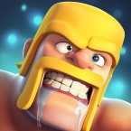 Clash of Clans players still spending $1.5m a day in 2018 logo