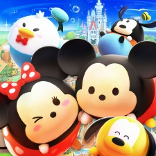 Colopl's revenues slide despite strong launches for Disney Tsum Tsum Land and Alice Gear Aegis