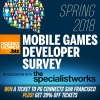 Last chance to fill in our developer survey ahead of GDC