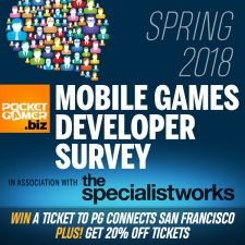 Tell us what the hottest mobile gaming trends are right now in our Spring developer survey