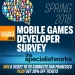Win a free ticket to Pocket Gamer Connects by taking part in our developer survey