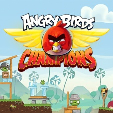 Rovio partners with GSN Games for real-money tournament game Angry Birds Champions