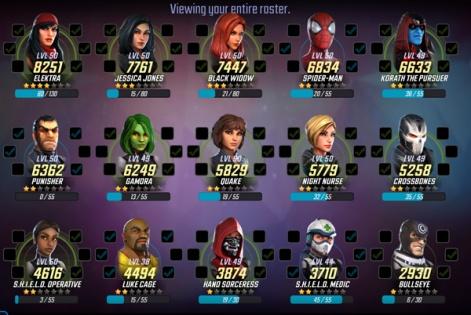 Superhero Hot The Making Of Marvel Strike Force Pocket Gamer Biz