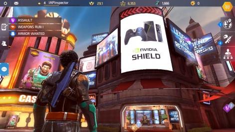 لعبة الاكشن والمغامرات للأندرويد Shadowgun Legends v0.4.5