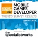 Mobile Games Developer Trends Spring 2018: Augmented reality and real-time strategy a focus for devs