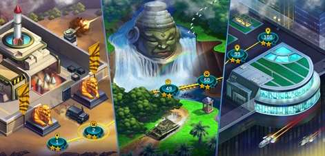 ... Jetpack Joyride, we retained the classic endless running mode in the form of challenges to keep the nostalgic factor of the original gameplay.