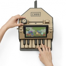 Nintendo Labo lands in the US, Australia and Japan