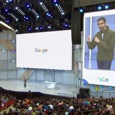 AI shines at Google keynote event