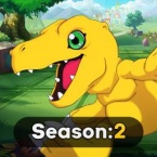 Digimon Soul Chasers Season 2 logo