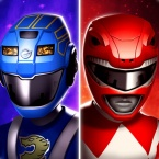 Power Rangers: All Stars logo