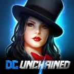 DC: Unchained logo